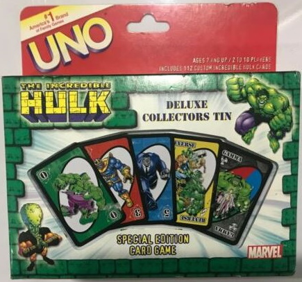 Incredible Hulk Uno