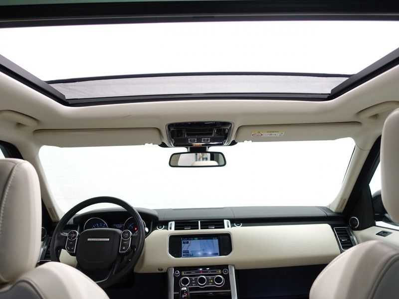 Land Rover Range Rover Sport 3.0 TDV6 HSE Dynamic Aut- Panoramadak, Leer, Camera, Full options afbeelding 10