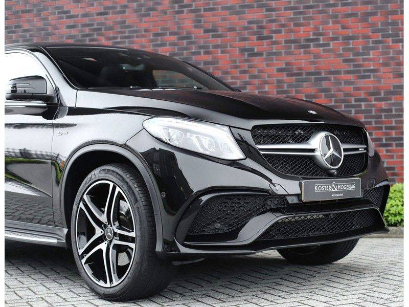 Mercedes-Benz GLE Coupé 43 AMG 4-Matic B&O*TV*Leder*Standkachel*Airmatic*VOL!* afbeelding 11