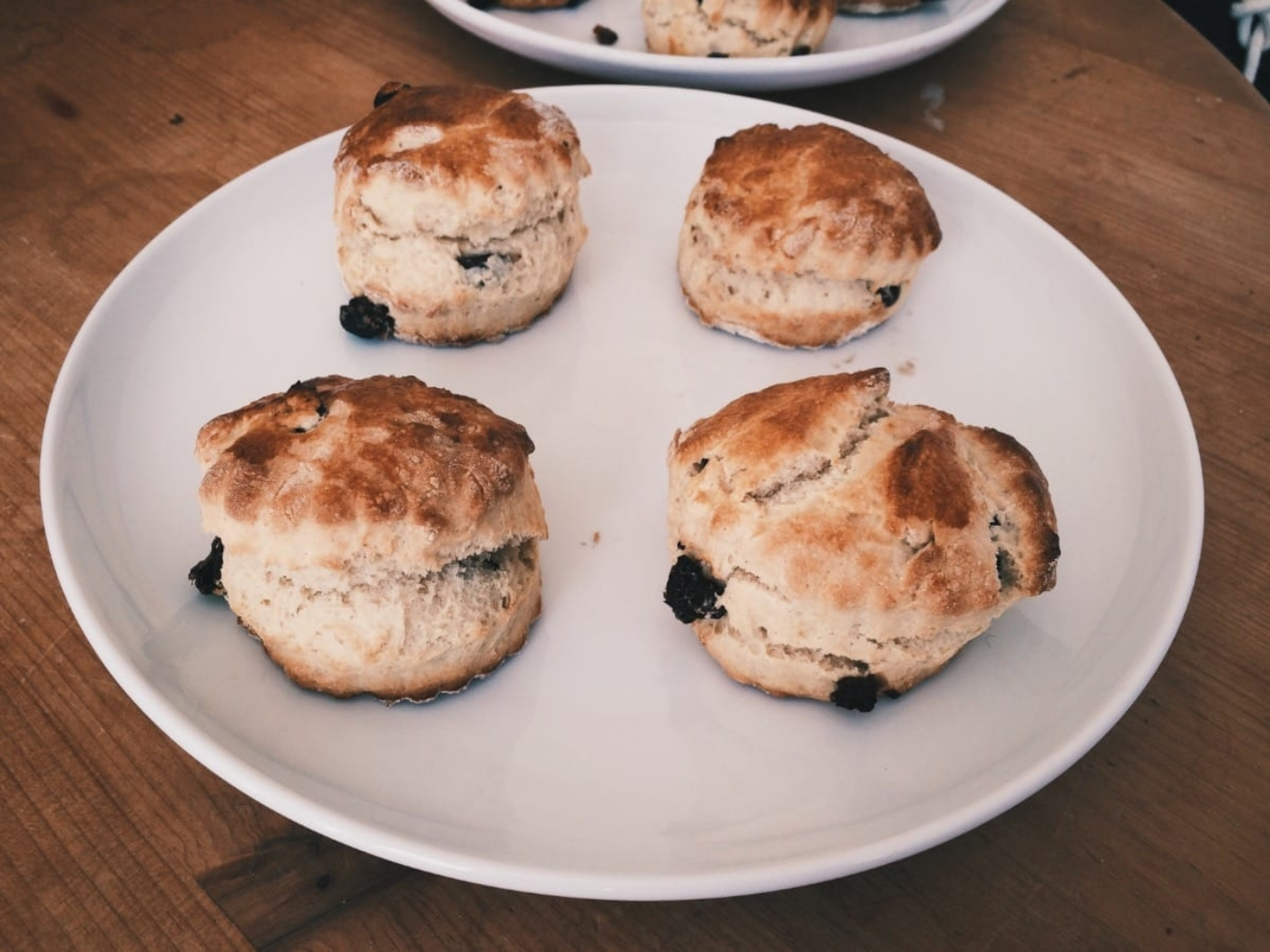 Scones second