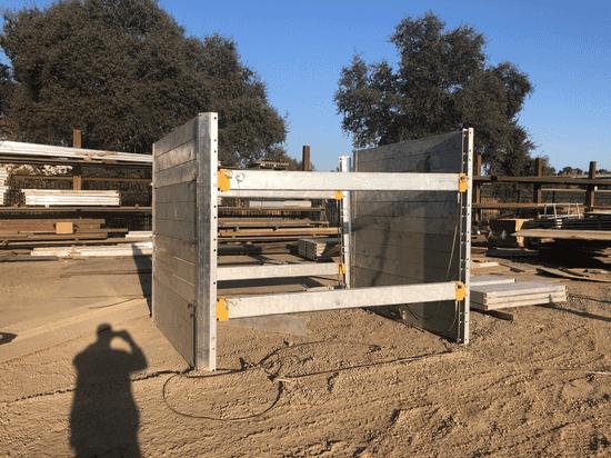 Aluminum Shields