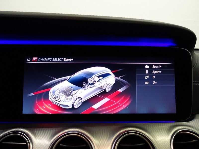 Mercedes-Benz E-Klasse Estate 43 AMG 4MATIC Prestige 402pk Aut- Pano, Keramisch, Widescreen, Full! afbeelding 23