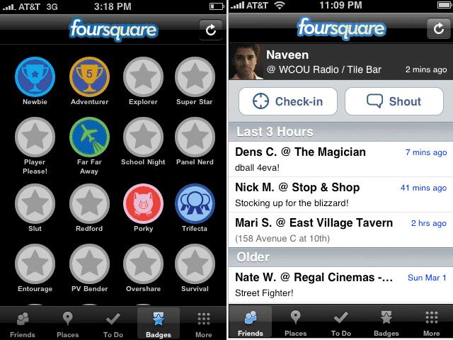 Foursquare MVP
