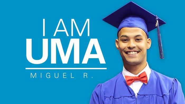 Miguel R. Testimonial Video Poster