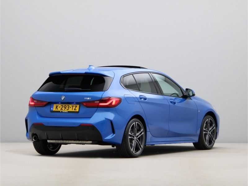 BMW 1 Serie 118i High Executive M-Sport afbeelding 12