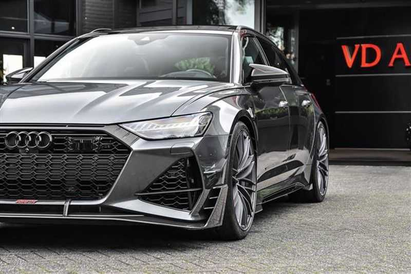 Audi RS6 RS6R ABT LIMITED 1/125 (740 PK / 920 NM) NP.305K afbeelding 12