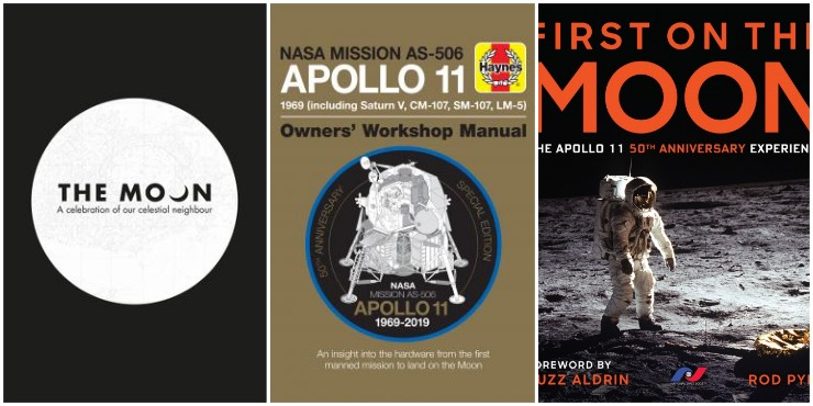 The Moon: a celebration of our celestial neighbour, Apollo 11, First on the Moon
