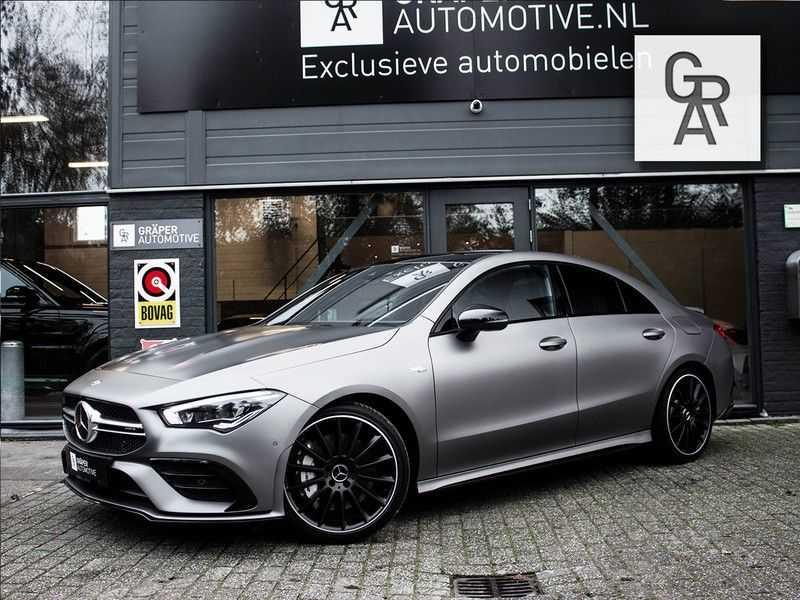 Mercedes-Benz CLA35 AMG klasse CLA35 AMG 4MATIC Premium Plus afbeelding 9