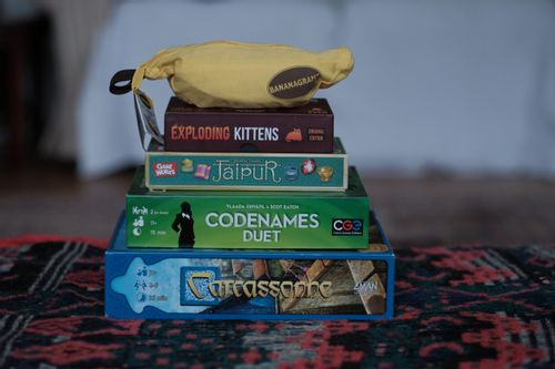 Our top 5 travel games!