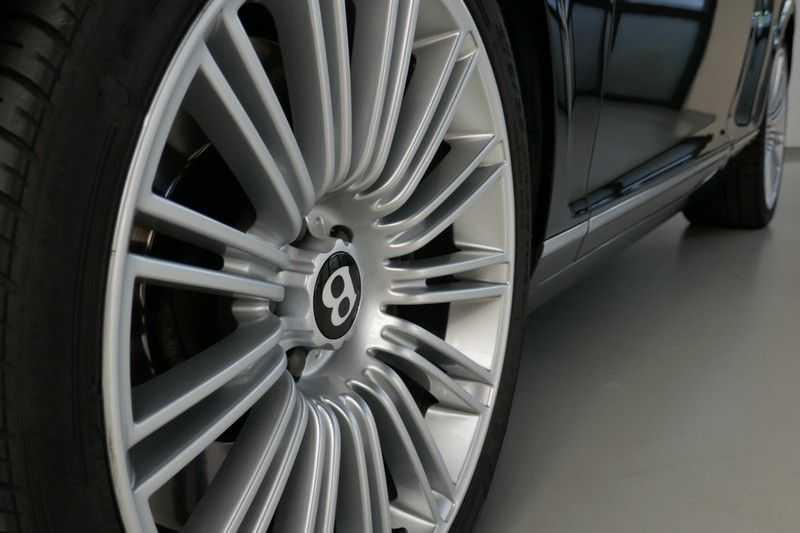 Bentley Continental GT 6.0 W12 GT Speed Mulliner afbeelding 14