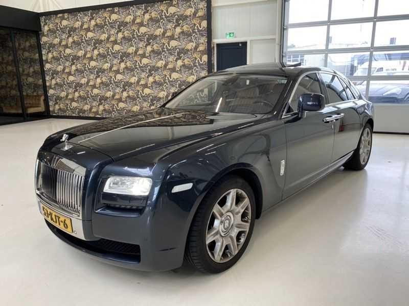 Rolls-Royce Ghost 6.6 V12