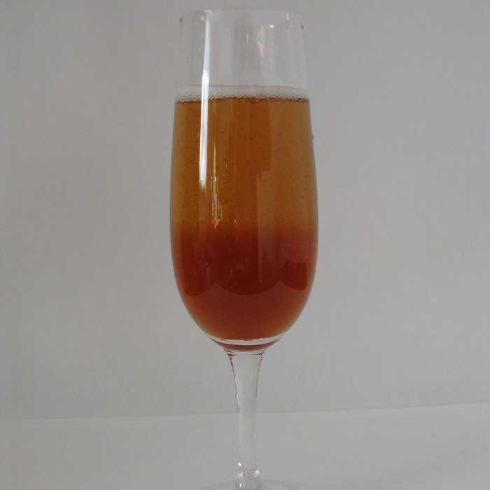 Kir Royale Cocktail