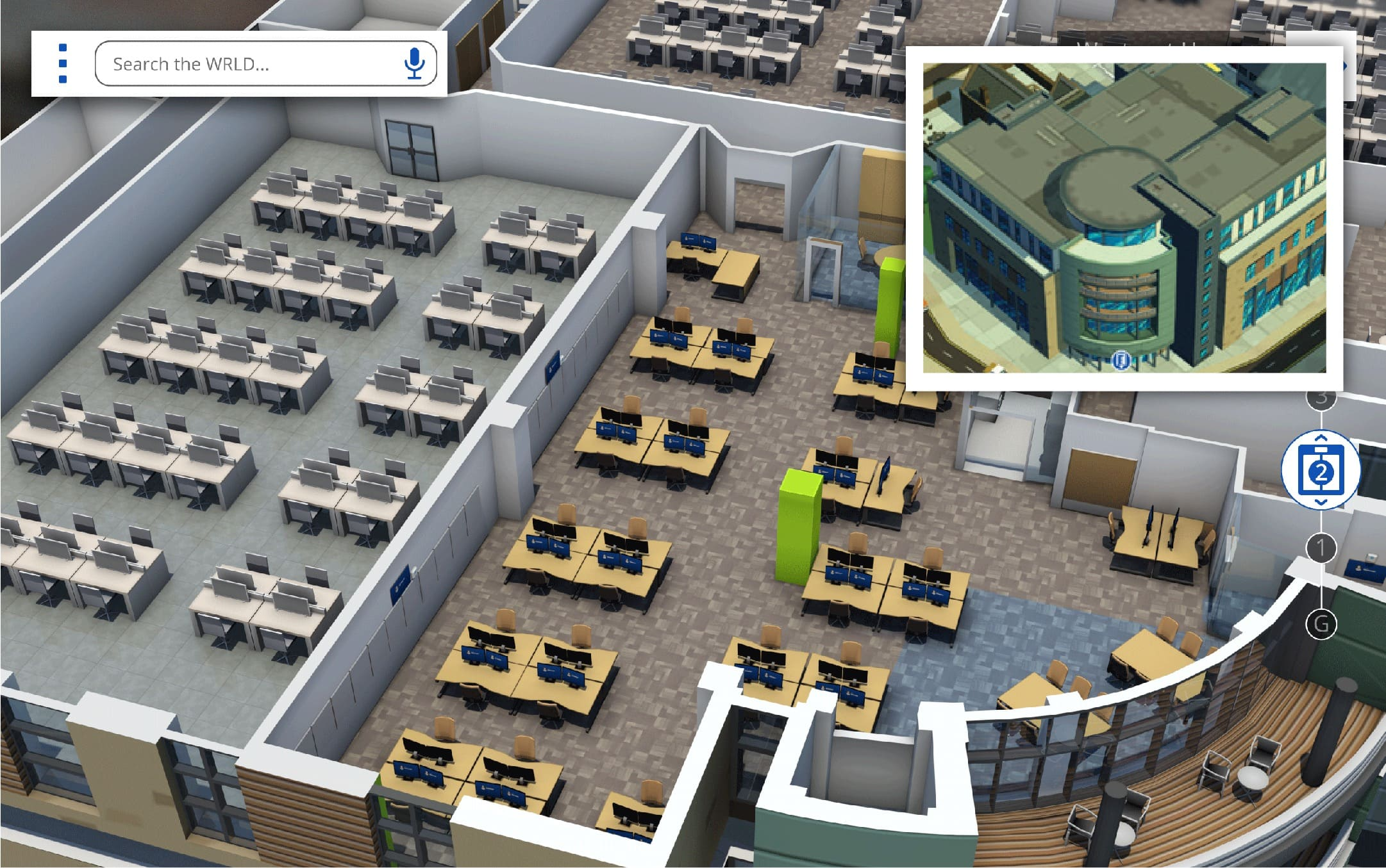 Smart Office Digital Twin