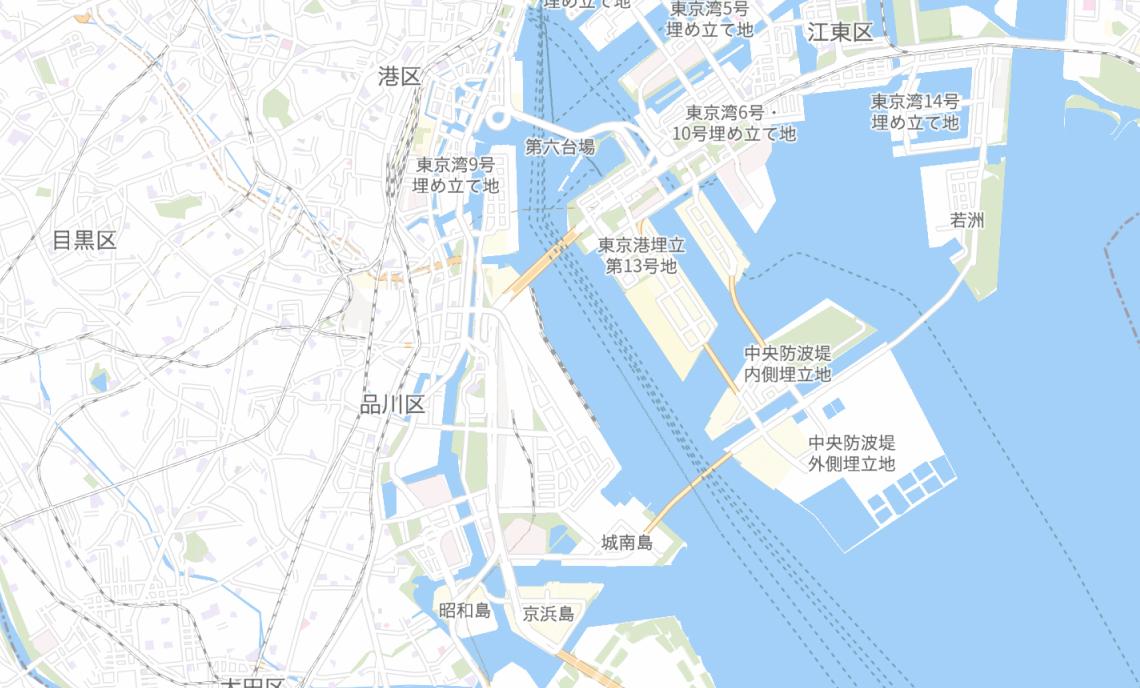 高速、軽量、自由、安価なデジタル地図を作って、管理できるSaaSプラットフォーム