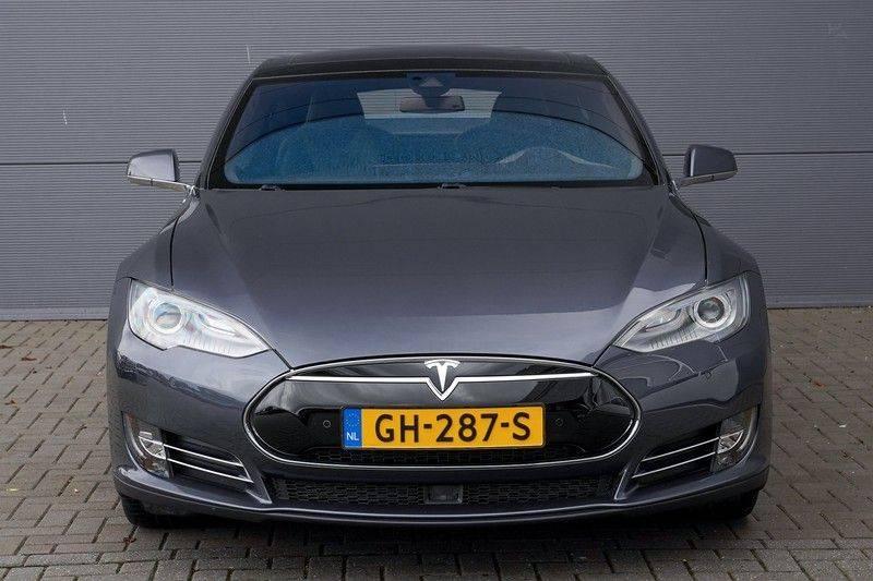 Tesla Model S 85D Performance 700pk Free Charging Pano Leer afbeelding 12