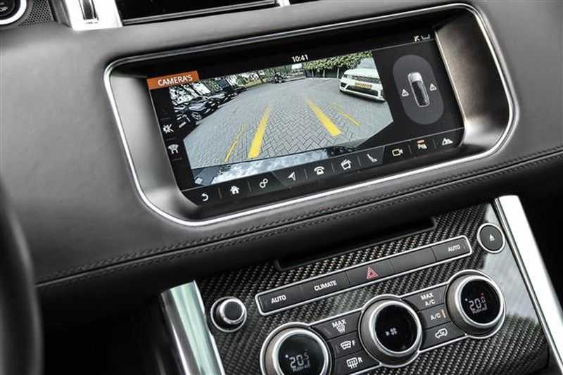 Land Rover Range Rover Sport 5.0 SVR PANO.DAK+CARBON+ACC+HEADUP NP.224K afbeelding 8