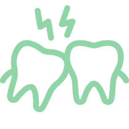 Wisdom teeth, pain free