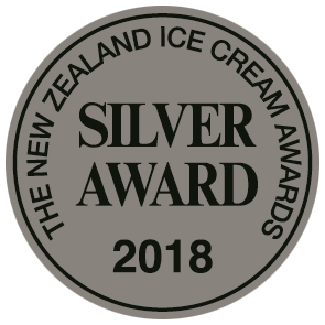 NZ Ice Cream Awards Silver