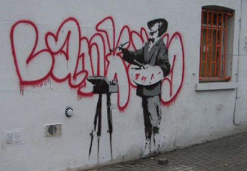Banksy - Portobello Road