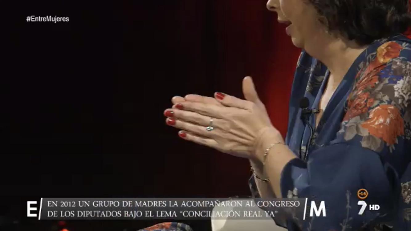 programa entre mujeres madres cabreadas en el congreso