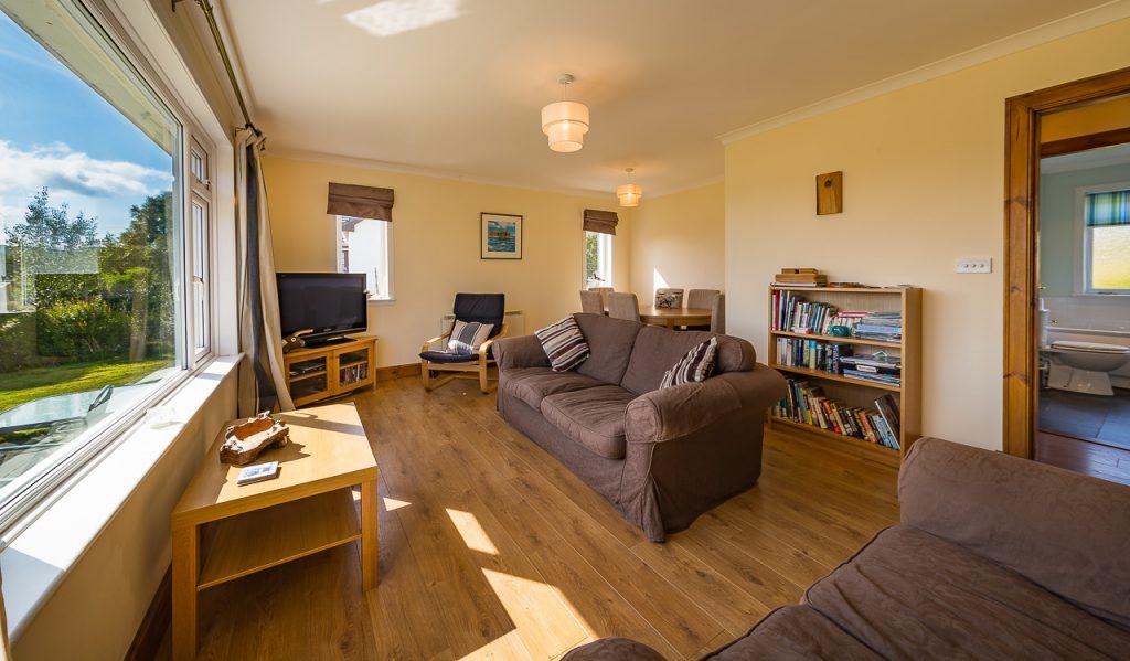 Fingal Cottage Lounge