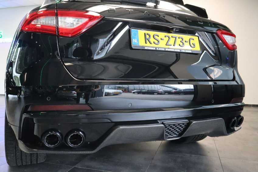 """Maserati Levante 3.0 V6 D AWD STARTECH UNIEK! Panoramadak Diamond Leder Xenon 21""""LM 275 PK! *tot 24 maanden garantie (*vraag naar de voorwaarden) afbeelding 4"""
