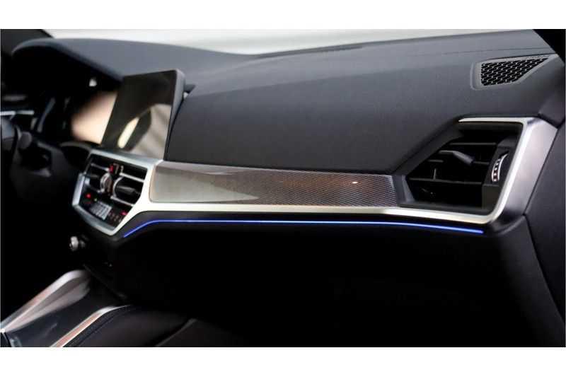 BMW 4 Serie Coupé M440i xDrive High Executive Harman/Kardon, Head Up Display, Schuifdak afbeelding 24