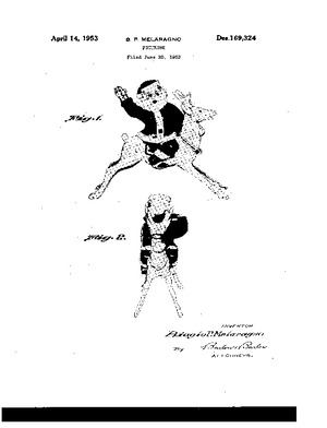 Miller Electric Figurine Patent #D169324.pdf preview