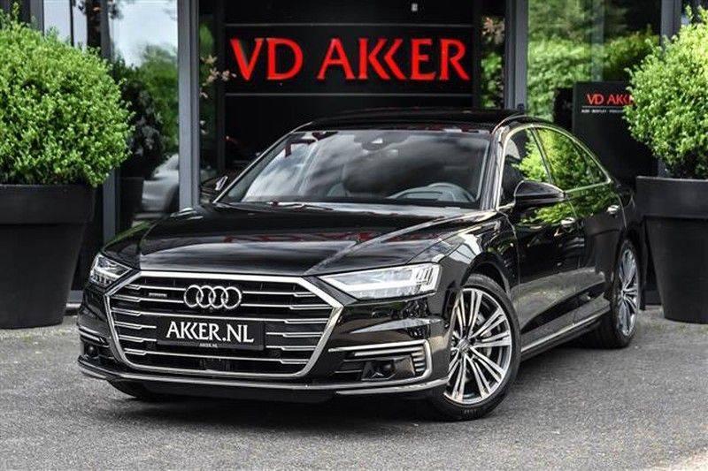 Audi A8 60 TFSI E HYBRID MASSAGE+4WSTURING+360CAMERA afbeelding 1