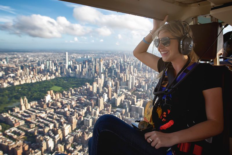 FlyNYON New York City Helicopter Aerial Experience