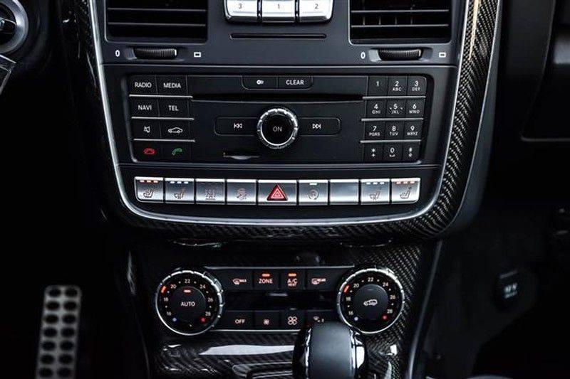Mercedes-Benz G-Klasse G500 4x4² CARBON+SCH.DAK+AMG RIDE CONTROL afbeelding 8
