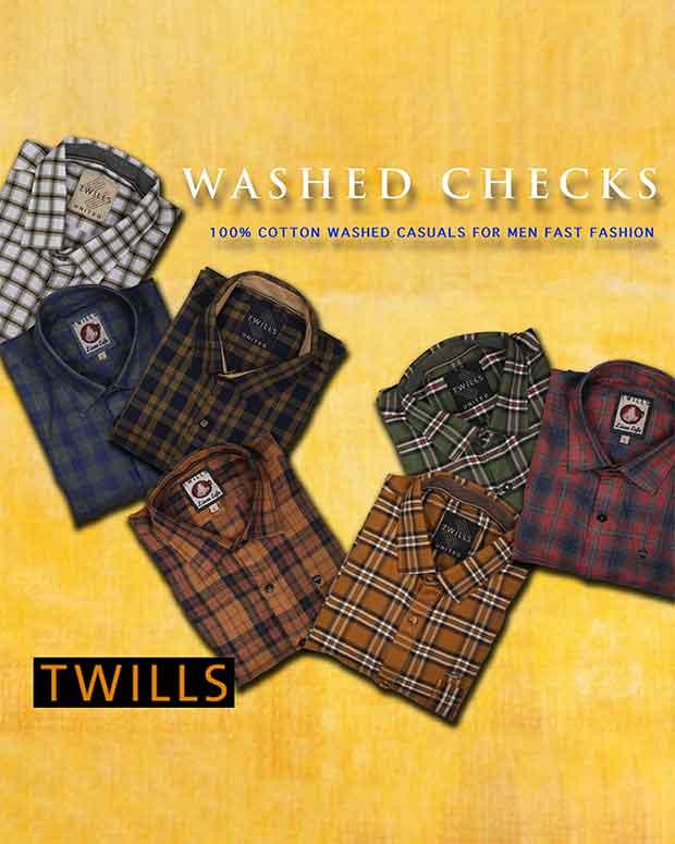 TWILLS SHIRTS 2019