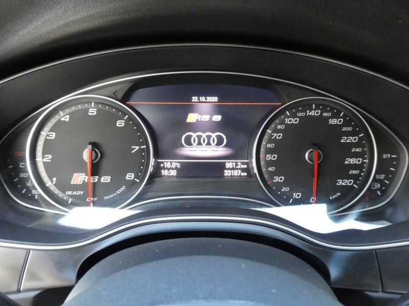 Audi RS6 Avant 4.0 TFSI Performance, Akrapovic afbeelding 13