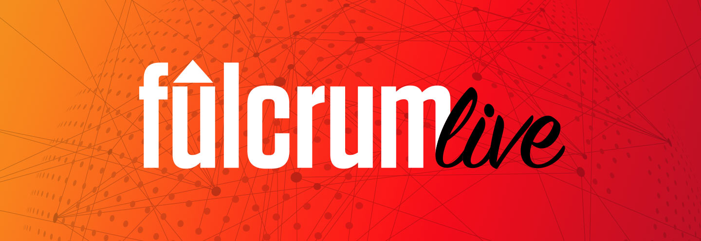 Join Us At Fulcrum Live!