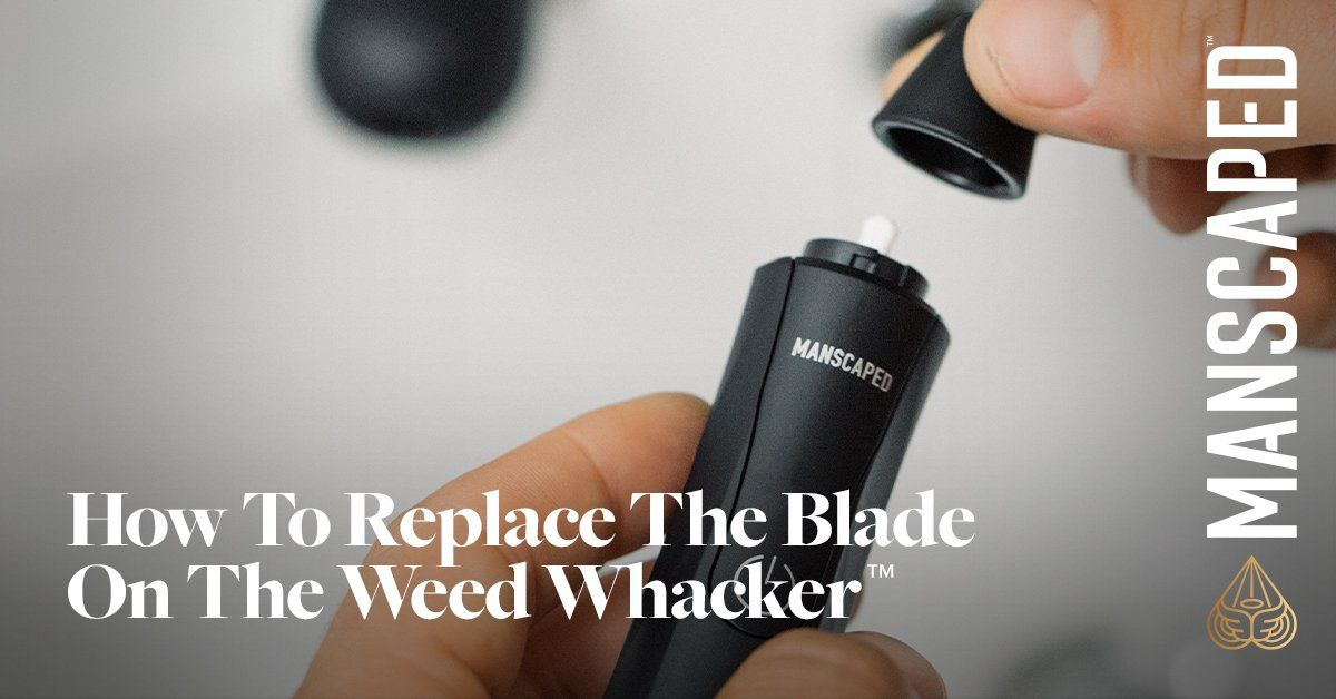 How to Replace the Blade On The Weed Whacker™ Trimmer