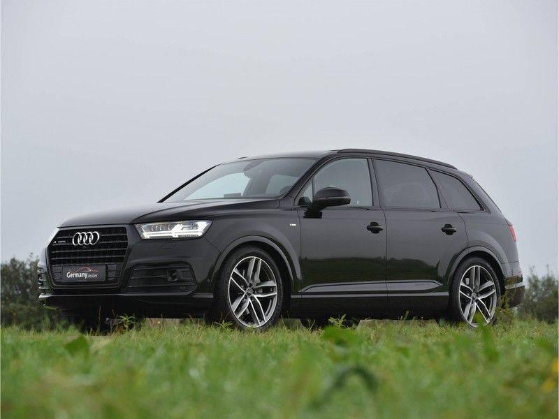 Audi Q7 3.0TDI 272Pk S-Line 7p Quattro Lucht Pano Standk Head-Up 360-Camera 21-Inch Trekh afbeelding 12
