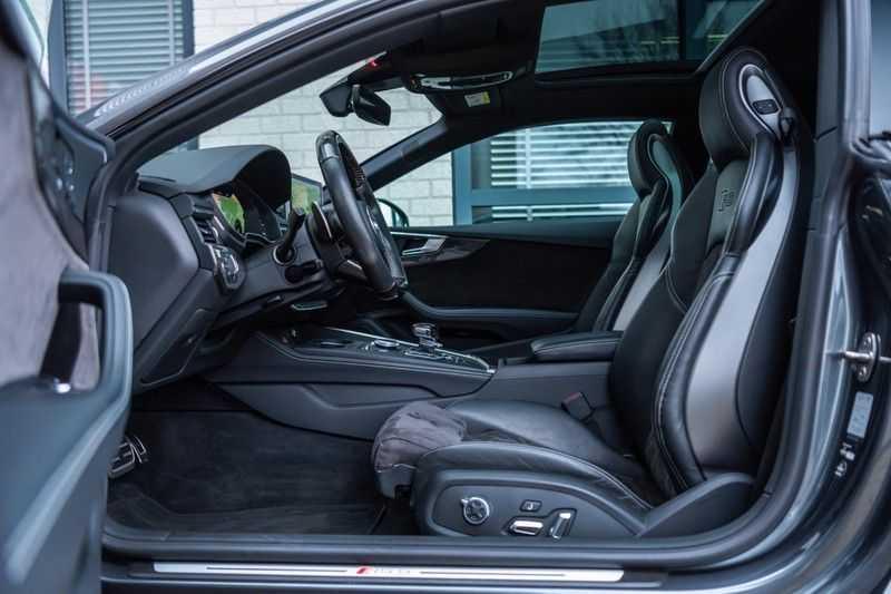 Audi RS5 Coupé 2.9 TFSI Quattro Pro Line Plus, 520 PK/JD, Full Capristo-R, Full Carbon, 20'' BBS Wheels, Pano/Dak, 52DKM!! afbeelding 3