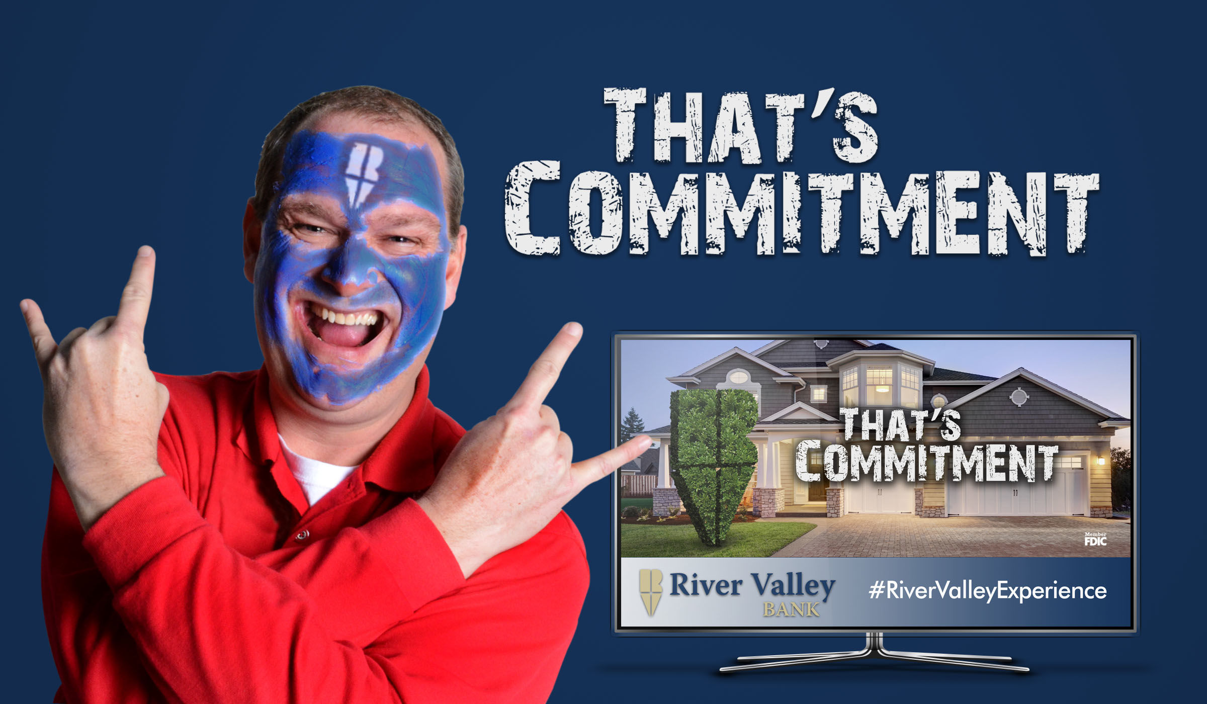 River Valley Bank That's Commitment