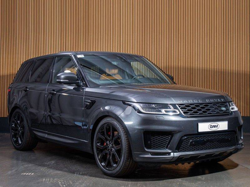 """Land Rover Range Rover Sport 2.0 P400e HSE Dynamic 22"""",PANO,MASSAGE afbeelding 4"""