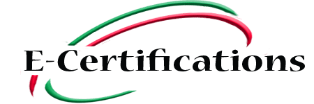 E-Certifications