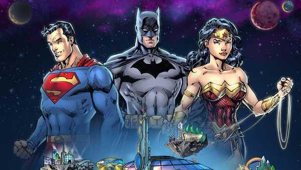Divulgacao do evento DC Fandome