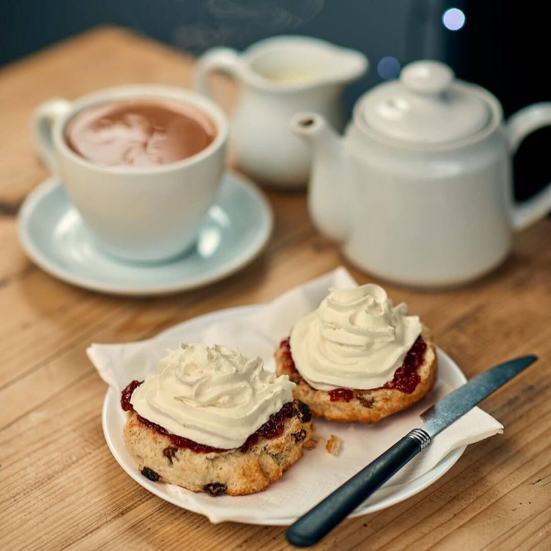 Bramhope Deli Cream Tea