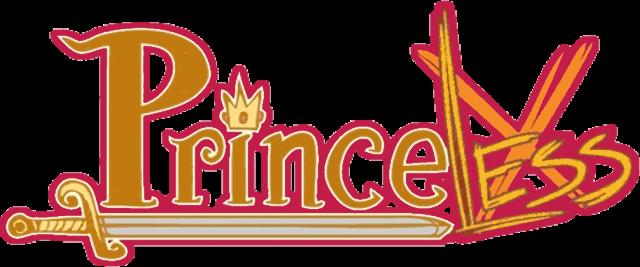 Princeless Logo