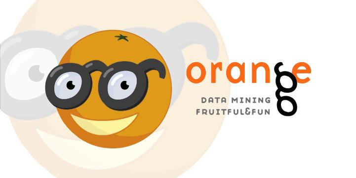 data analysis tools - orange