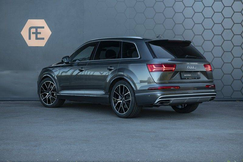 Audi Q7 3.0 TDI quattro Pro Line S 7persoons + Orig.NED + S-LINE + PANO afbeelding 3