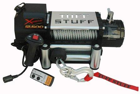 Tuff Stuff Xtreme 12500 Winch TS-12500-XT 12500 lb winch