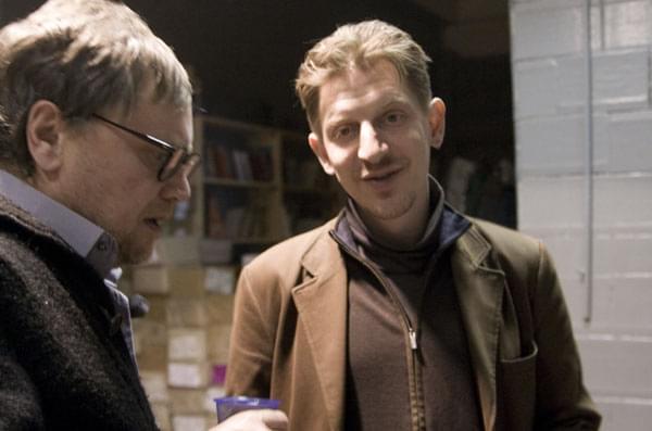 Джонатан Литтелл и Александр Иванов — основатель и главный редактор Ad Marginem