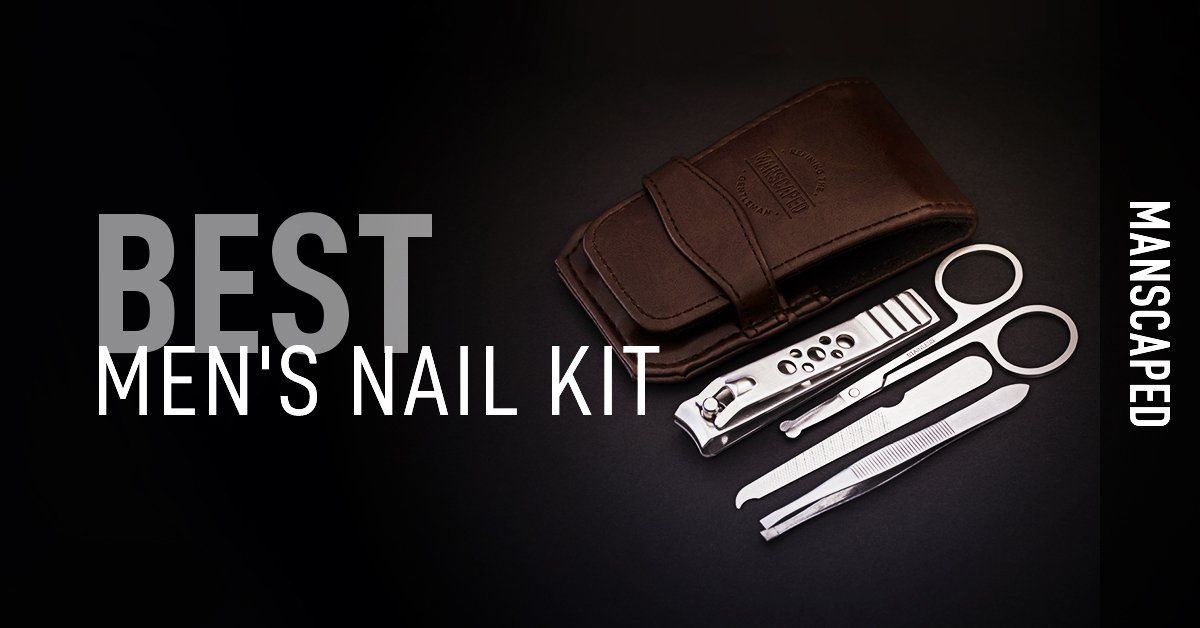 best men's nail kit