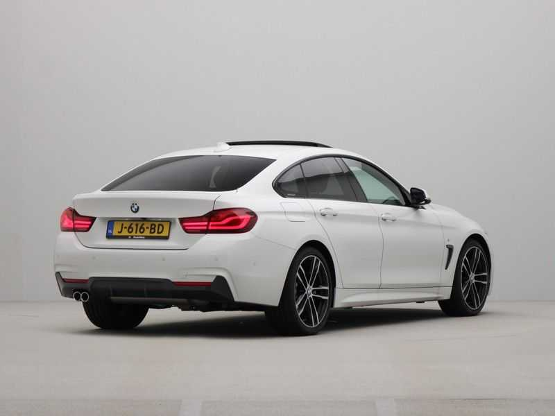 BMW 4 Serie Gran Coupé 420i High Executive M-Sport Automaat afbeelding 8
