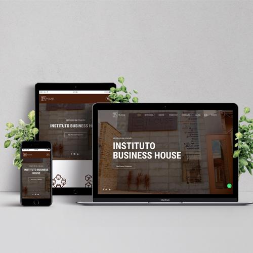 Desenvolvimento Web e Marketing - Instituto BHouse